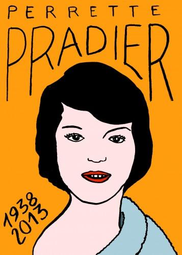 Pérette Pradier,Portrait,dessin,laurent Jacquy,french Outsideur,Célébrité,mort,répertoire des macchabées célèbres,décés,illustrateur,illustration