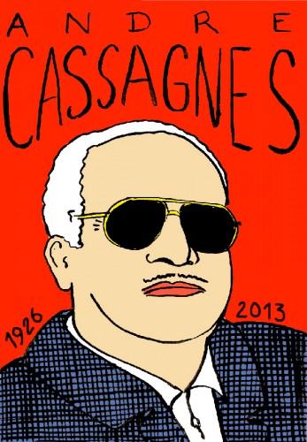 André Cassagnes,Portrait,dessin,laurent Jacquy,french Outsideur,Célébrité,mort,répertoire des macchabées célèbres,décés,illustrateur,illustration