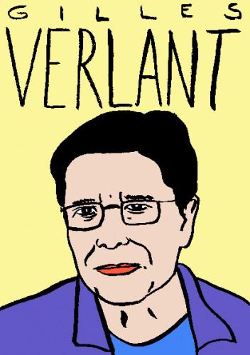 Gilles Verlan,musique,critique,presse,ecrivain,scenariste,dessin,portrait,laurent jacquy,art singulier,french outsider,les beaux dimanches,répertoire des macchabées célèbres