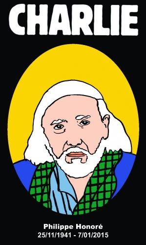 mort de philippe honoré, dessin, portrait, laurent jacquy,répertoire des macchabbées célèbres, mort d(homme