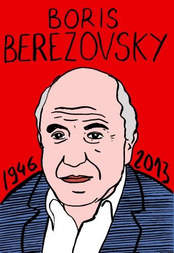 Boris Brezovsky,visage,Portrait,dessin,laurent Jacquy,french Outsideur,Célébrité,mort,répertoire des macchabées célèbres,décés,mort d'homme,illustrateur,illustration,Les Beaux Dimanches