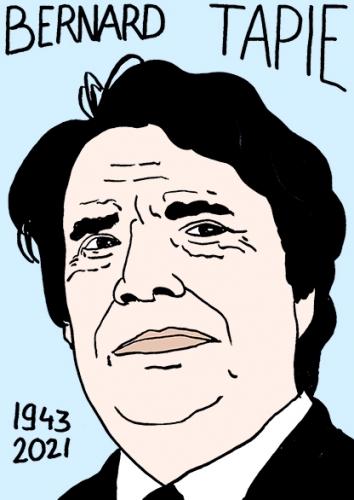 mort de Bernard Tapiedessin,portrait,laurent Jacquy